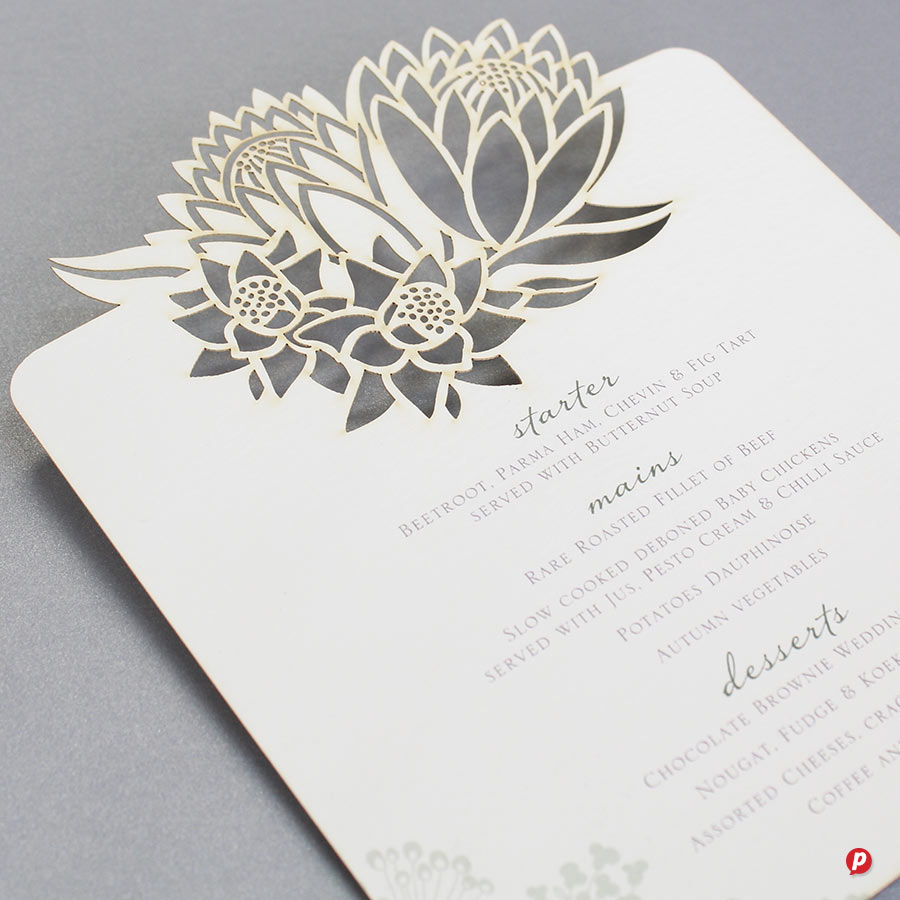 Wedding Stationery Cape Town - Hotink