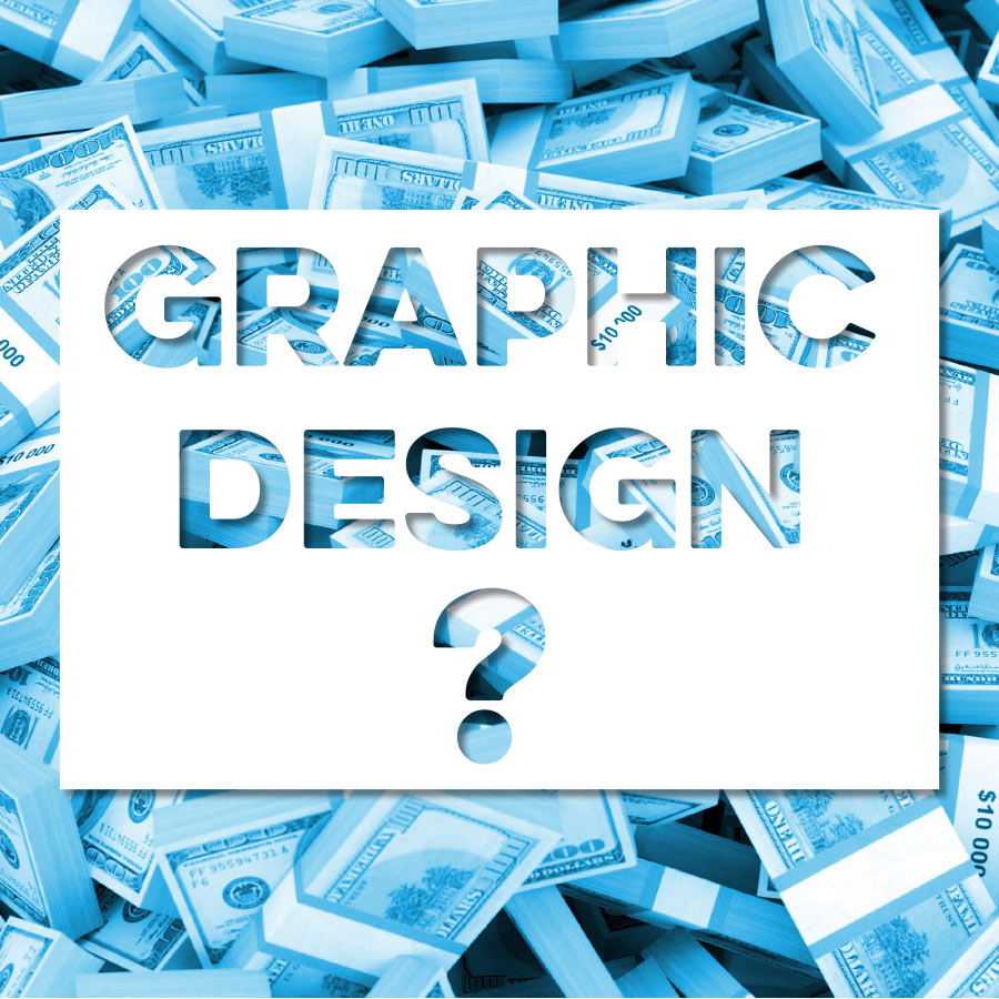How much should graphic design cost